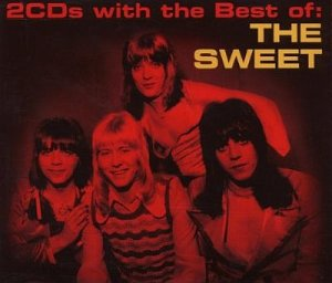 2 CDs with the Best of The Sweet (2008, © Sony BMG Music Entertainment)
