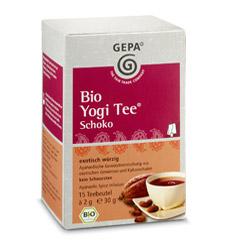 GEPA Bio Yogi Tee® Schoko (© GEPA)