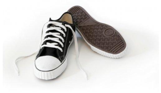 Ethletic Sneakers LoCut Black & White (faireni)
