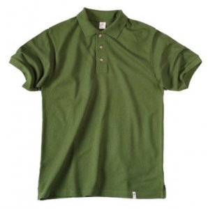Polo-Shirt grün (faireni)