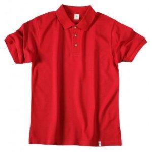 Polo-Shirt rot (faireni)