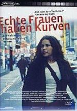 """Echte Frauen haben Kurven"" DVD-Cover (© 2002 Alamode Film)"