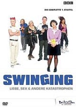 DVD-Cover: Swinging – Liebe, Sex & andere Katastrophen (1. Staffel, BBC)