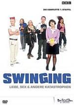 DVD-Cover: Swinging – Liebe, Sex & andere Katastrophen (1. Staffel, BBC)