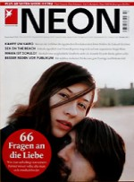 Neon-Magazin 10/2011