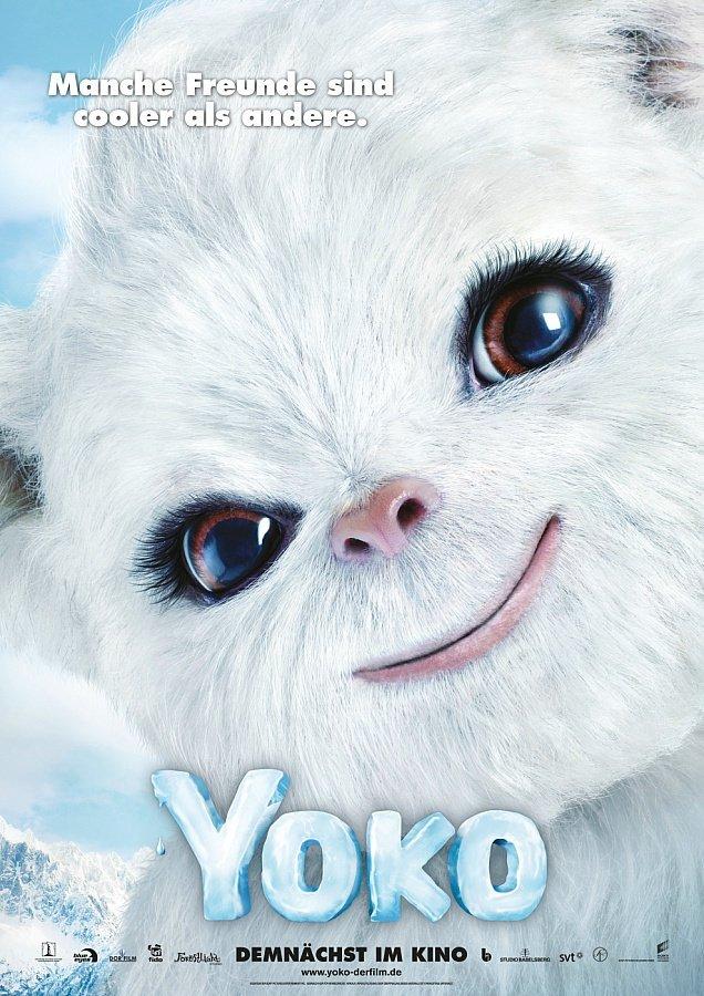 """Kinoplakat """"Yoko"""" (© Sony Pictures)"""