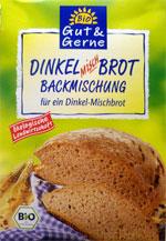 "Produktpackung ""Gut & Gerne Dinkel-Misch-Brot-Backmischung"""