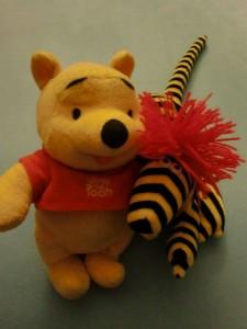 Winnie Pooh und Perlsack-Hildi