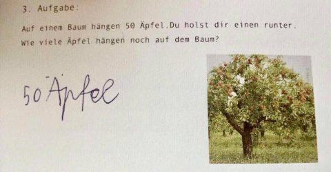 50 Äpfel