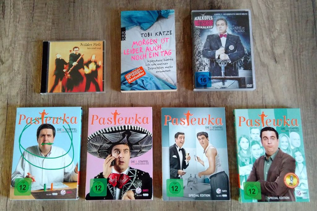 Meine Woche: Januar/Februar 2020 - DVDs, CD und Buch von Rebuy