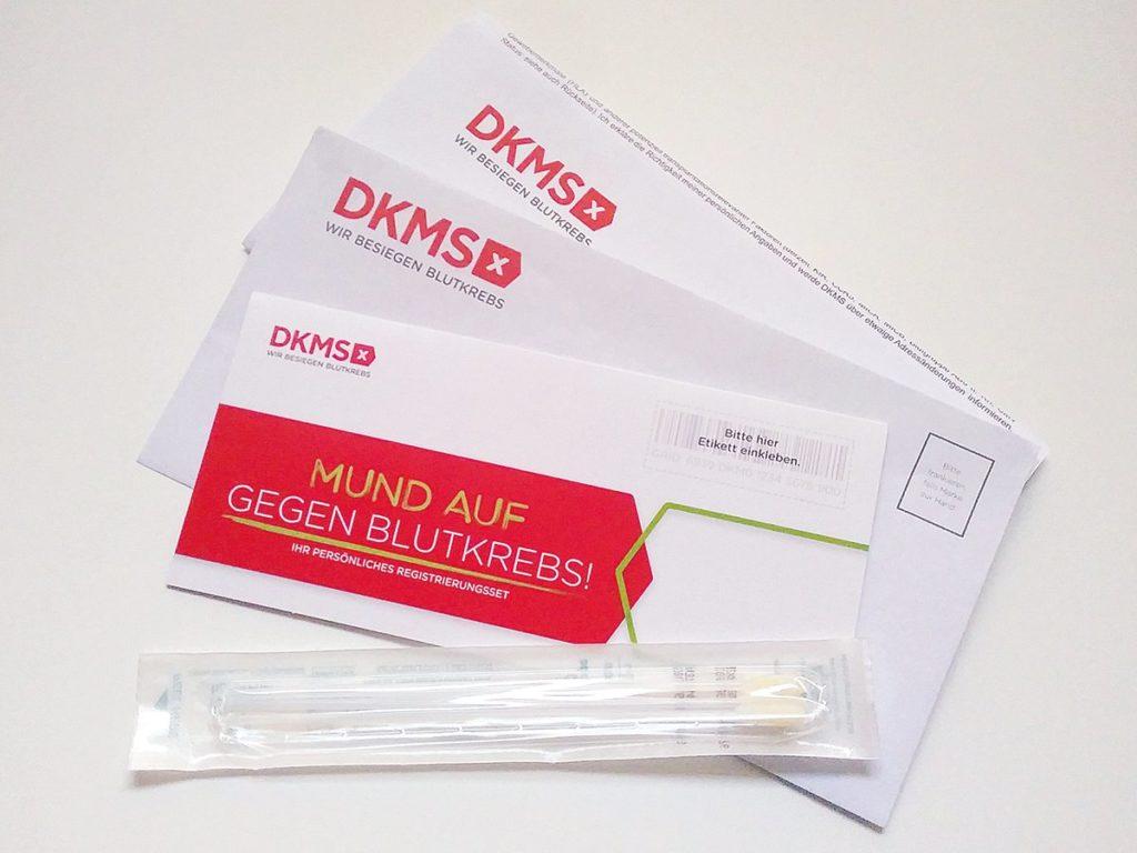 DKMS-Registrierungsset