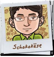 Schokokäse als Manga-Porträt (© FaceYourManga.com)